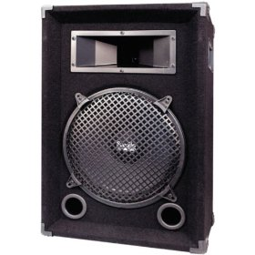 Pyramid PMBH1239 300-Watt 2-Way 12'' Speaker Cabinet