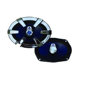 AudioBahn AS 69V - Car speaker - 200 Watt - 3-way - 6
