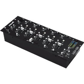 GEMINI MM-03 Professional 4 Channel Stereo Mixer