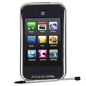 4GB USB 2.0 MP4/MP3/ FM/Voice/Camera w/2.8