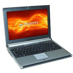 Velocity Micro NoteMagix M12 GT Laptop (2.0 GHz Intel Centrino Processor, 2 GB RAM, 250 GB Hard Drive, SuperMulti DVD�RW/CD-RW Drive, Vista Premium)