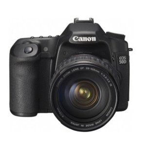 Canon EOS 50D 15.1MP Digital SLR Camera with EF 28-135mm f/3.5-5.6 IS USM Standard Zoom Lens