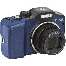 Kodak Easyshare Z915 10MP Digital Camera with 10x Optical Image Stabilized Zoom with 2.5 inch LCD (Blue)