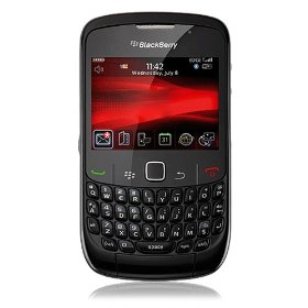 Blackberry Gemini 8520 Unlocked Phone with 2 MP Camera, Bluetooth, Wi-Fi--International Version with No Warranty (Black)
