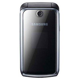 Samsung M310 Unlocked Quad-Band Phone with Camera and FM Stereo--International Version with Warranty (Steel Gray)