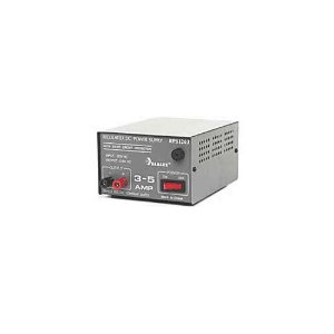 Samlex America RPS1203 3 Amp Regulated Linear DC 12 Volt Power Supply