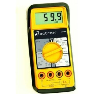 Actron Digital Multimeter CP7678