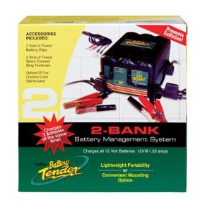 Deltran 022-0165 Battery Charger 2 Bank