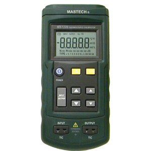 Mastech MS7220 Thermocouple Calibrator