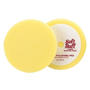 Meguiar's W8000 8-Inch Soft Buff Foam Polishing Pad