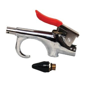 Air Blow Gun w/Safety Nozzle