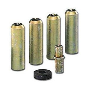 Abrasive Blasting Nozzle Gold Steel Set 13/64 Inch