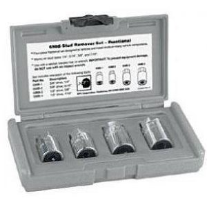 OTC 6987 Stinger Metric Stud Remover Set - 4 Pc.