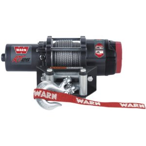 Warn Industries 75000 Rugged Terrain RT25 2500-lb Winch