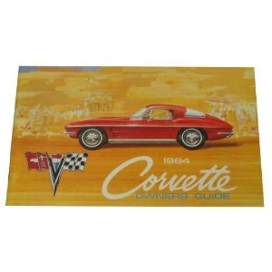 1964 Corvette Owner's Manual