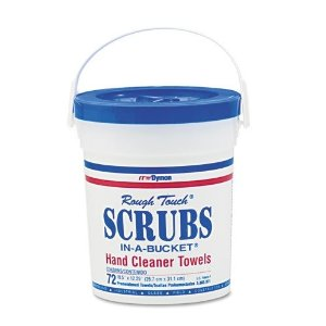 Scrubs in a Bucket - Hand Cleaner Towels