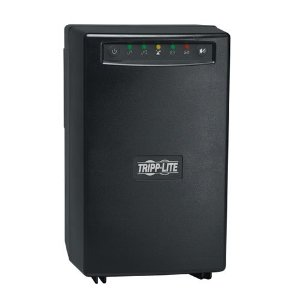 Tripp Lite SMART1500XL Smart 1500VA Line-Interactive UPS with Extended Runtime (6 Outlets)