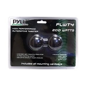 PYLE PLWT4 1.5-Inch 200 Watt Surface Mount Piezo Tweeter
