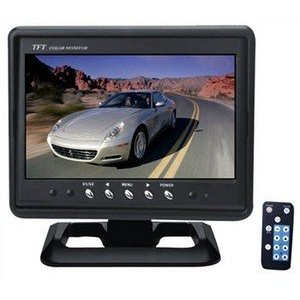 PYLE PLHR79 7-Inch Widescreen TFT Headrest Monitor