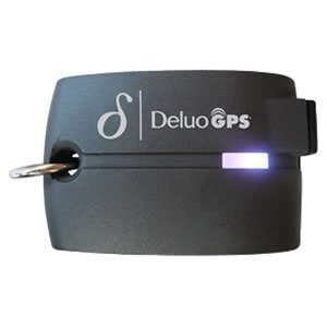 Deluo Keychain GPS for Smartphone, Notebook Computers and BlackBerry