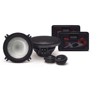 Alpine Type-X SPX-13REF - Car speaker - 60 Watt - 2-way - component