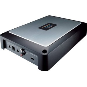 Pioneer Gm-D8400M Mono Amplifier With 1200-Watt Max Power