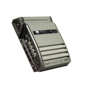 Brand NEW Soundstream Di175.1 175 Watt Rms True Digital Mono Amplifier with High Rail Voltage and 18 Db / Octave Crossover *Sounds More Like 350 Rms*