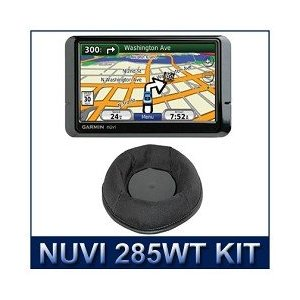 Garmin Nuvi 285WT GPS Navigation System Mount Kit