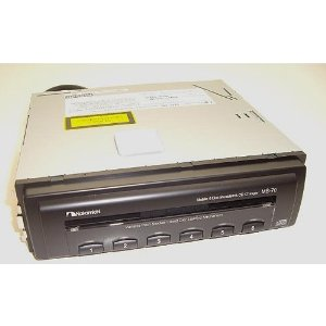 Nakamichi MusicBank MB-75 - Radio / CD changer - Full-DIN - in-dash - 40 Watts x 4