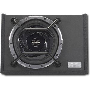 Sony XSLB10S Slim Line Subwoofer with Enclosure