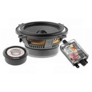 Focal Polyglass 130 V1 5.25-Inch 2-Way Component Speaker Kit
