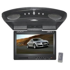 Legacy LMR10.1 High Resolution TFT Roof Mount Monitor with IR Transmitter and Wireless Remote Control