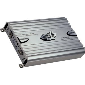 LANZAR HTG2600D 2000 Watts Mono Block Digital MOSFET Amplifier