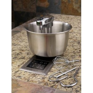 Kitchen Center by TCC Built-in Stainless Mixer