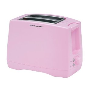 KitchenAid 2-Slice Toaster - Pink