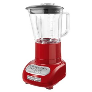 KitchenAid 5-Speed Blender with Glass Blender Jar
