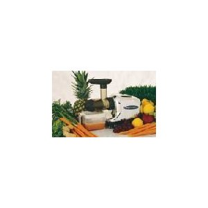 Omega 8005 Juicer - Wheatgrass, Fruit and Vegetable Juicer