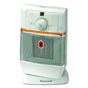 Honeywell HZ-370GP Electronic Ceramic Heater