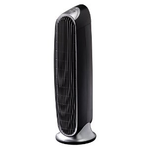 Honeywell HFD-120-Q Tower HEPAQuiet Air Purifier with Permanent IFD Filter, Black