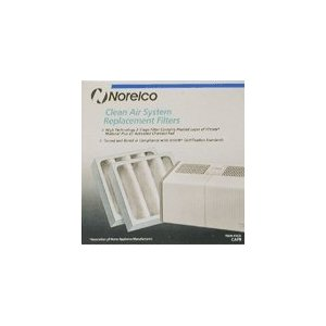 NORELCO CLEAN AIR FILTER FITS CAM770/880/665