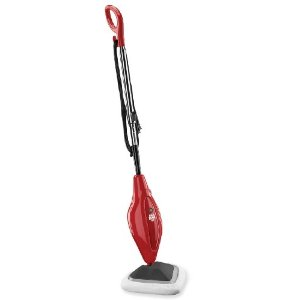 Dirt Devil PD2000B Easy Steam Deluxe 1500-Watt Steam Mop with Bonus Pads