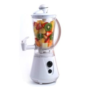 Maxi-Matic SMO-713 Elite Cuisine 2-Speed 450-Watt Smoothie Maker, White