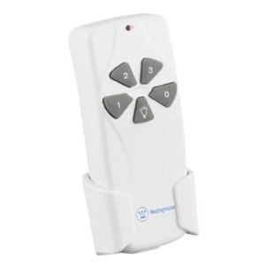 Westinghouse 7787000 Ceiling Fan and Light Remote Control
