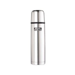 Thermos Nissan 34-Ounce Stainless-Steel Vacuum Insulated Briefcase Bottle