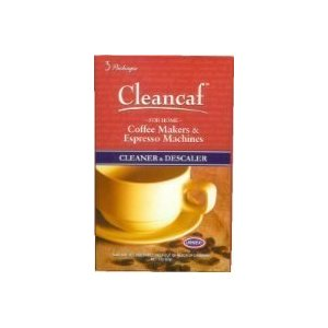 Urnex Cleancaf Coffee Machine Cleaner and Descaler - 14-CL12-3-13
