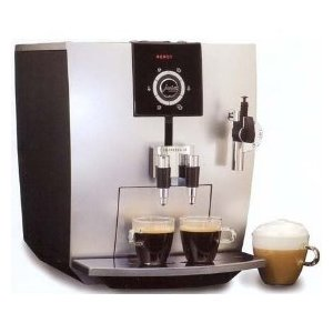 Jura-Capresso 13332 Impressa J5 Automatic Coffee and Espresso Center, Matte Black