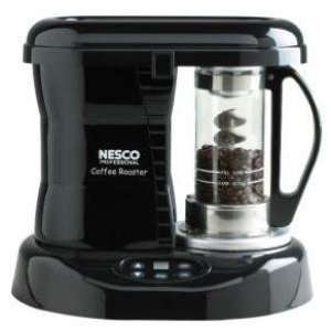 Nesco CR-1010-PRR Coffee Bean Roaster, 800-Watt