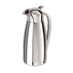 Oggi Clarisa 18/8 stainless steel thermal vacuum carafes 54oz - Stainless