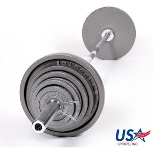 300 Lb Olympic Weight Set