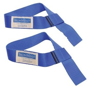 Strong-Enough Lifting Straps (pair)